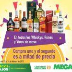 comercial mexicana licores 2017