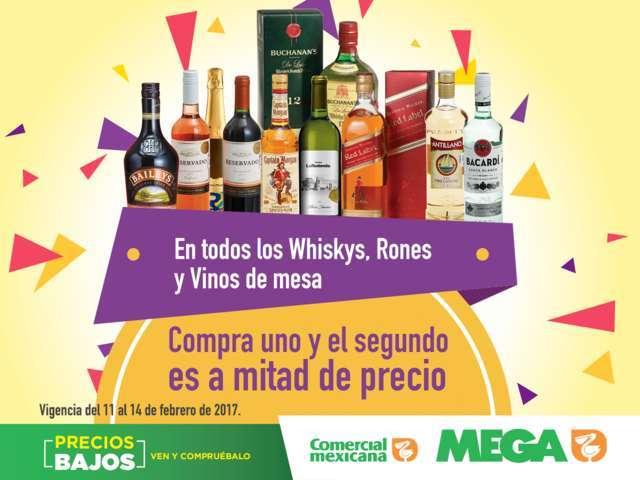 Comercial Mexicana: Promociones Día del Amor y la Amistad al 14 de Febrero