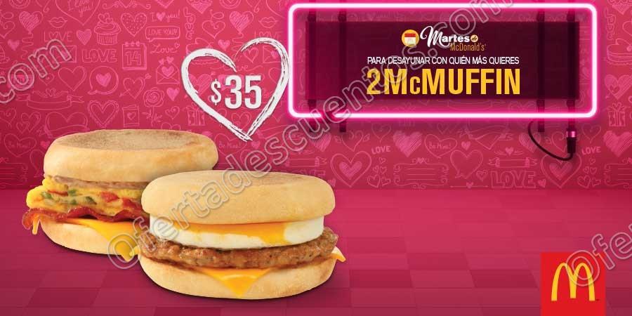 Martes de McDonald's 28 de Febrero