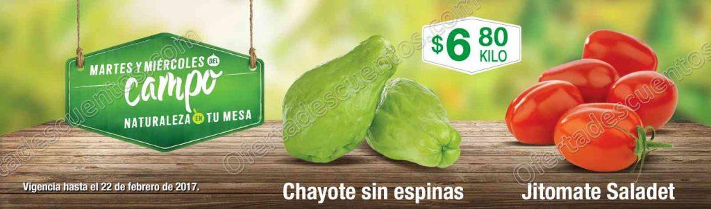 Comercial Mexicana: Frutas y Verduras del Campo 21 y 22 de Febrero