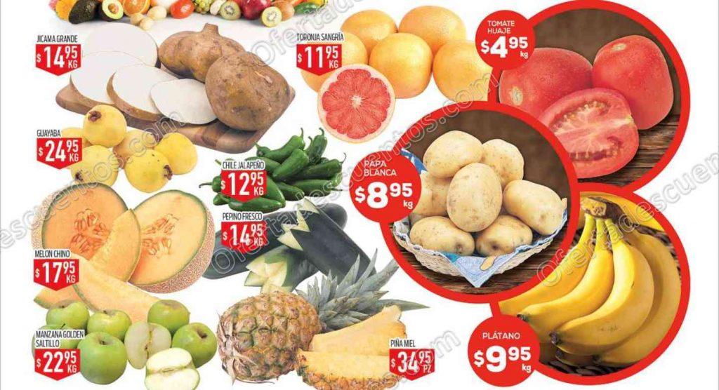 Tres Días de Frutas y Verduras HEB 21 y 22 de Febrero