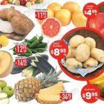 frutas y verduras HEB 21 23 febrero OFFDE