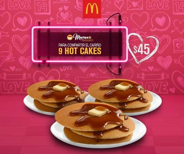 Cupones del Martes de McDonald's 14 de Febrero