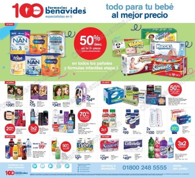 Farmacias Benavides: Promociones de Fin de Semana del 19 al 20 de Febrero