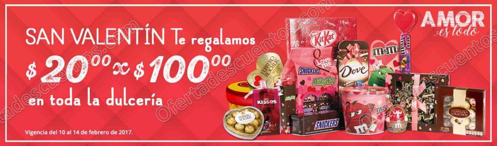Comercial Mexicana: Promociones de Fin de Semana y San Valentín del 10 al 14 de Febrero