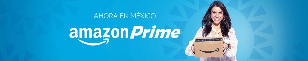 Detalles de Amazon Prime México