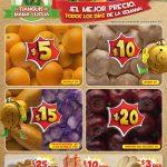 Bodega Aurrera Frutas y Verduras OFFDE