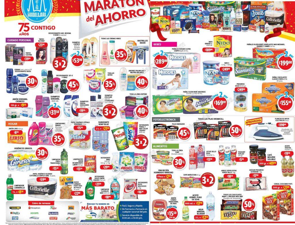 Farmacias Guadalajara: Promociones de Fin de Semana del 10 al 12 de Marzo