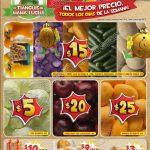 Fruats y verduras aurrera al 16 de marzo OFFDE