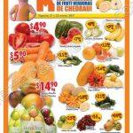 Frutas y verduras Chedraui 21 y 22 de marzo OFFDE
