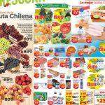 Frutas y verduras HEB 7 9 marzo 2017