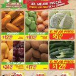 Frutas y verduras bodega aurrera al 6 de abril OFFDE
