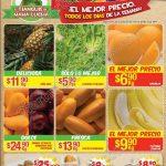 Frutas y verduras en bodega aurrera al 23 de marzo OFFDE