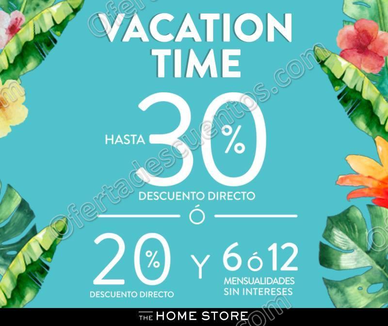 The Home Store: Hasta 30% de descuento en Artículos de Temporada en toda la tienda