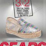 Sears 3x2 en calzado para toda la familia OFFDE