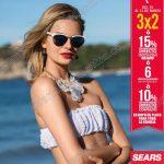 Sears 3x2 ern ropa de playa para toda la familia del 15 al 31 de marzo OFFDE