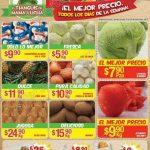 frutas y verduras Bodega aurrerá OFFDE 2017