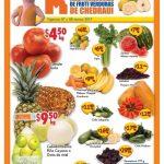 frutas y verduras chedraui 7 y 8 marzo 2017