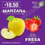 frutas y verduras la comer 22 de marzo OFFDE