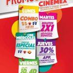 promosemana cinemex 2017