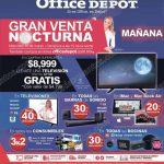 venta nocturna office depot 15 marzo 2017 OFFDE