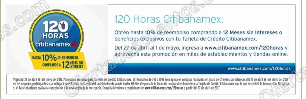 120 Horas Citibanamex del 27 de Abril al 1 de Mayo 2017