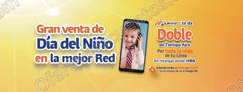 Telcel: Gran Venta del Día del Niño del 27 de Abril al 1 de Mayo 2017