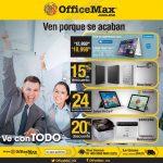 Office Max promociones abril OFFDE