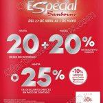 Venta Especial Sanborns del 28 de abril al 1 de mayo OFFDE