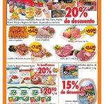 folleto frutas y verduras Chedraui 4 y 5 abril 2 OFFDE