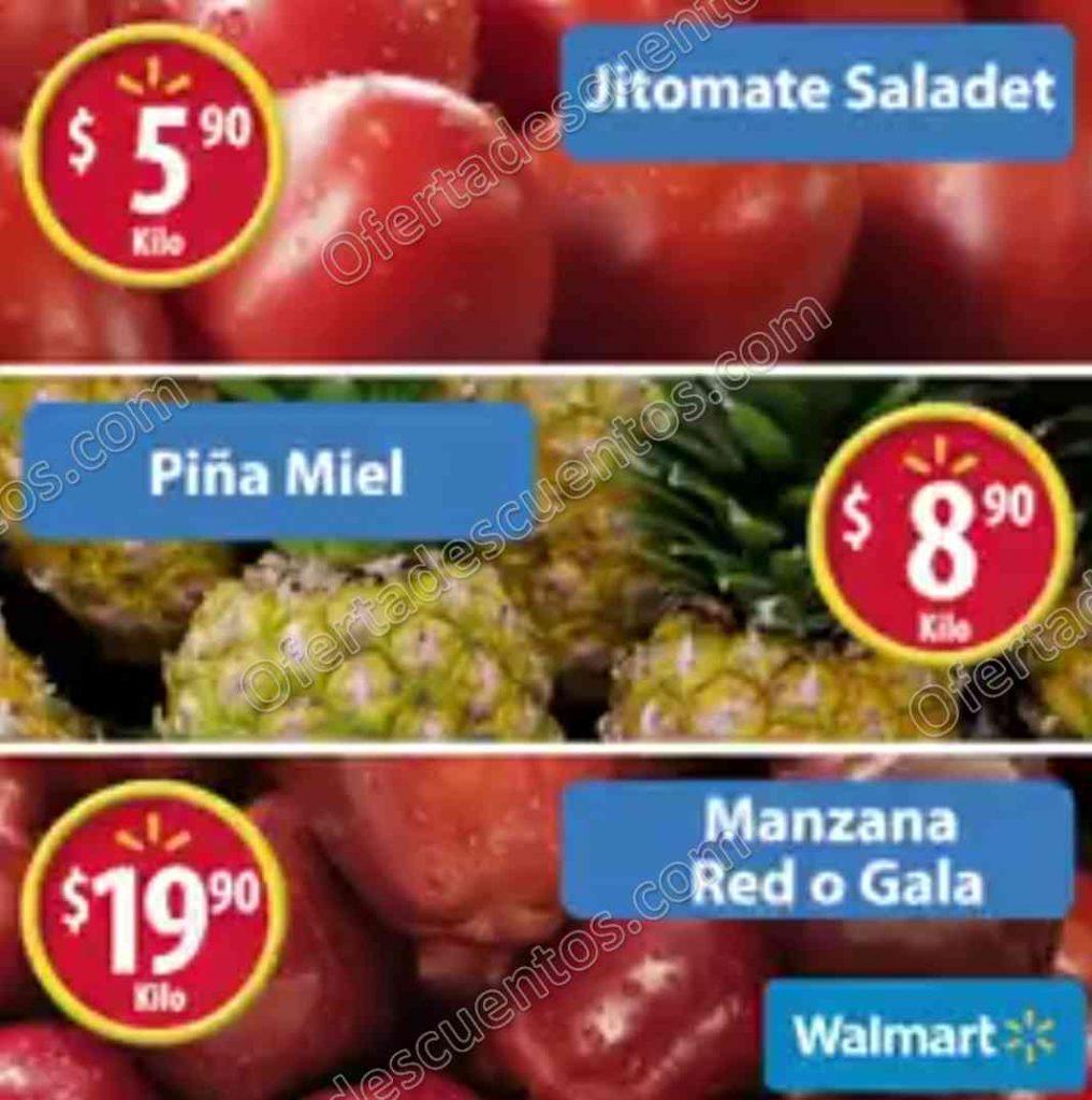 Martes de Frescura Walmart 4 Abril 2017