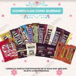 2x1 en chocolates en oxxo del 6 al 10 de mayo OFFDE