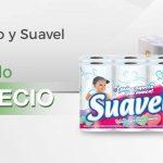 Comercial Mexicana 50 descuento papel higienico