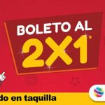 Cupon entrada al 2x1 en cinemes al 25 demayo 2017 2017