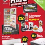 Folleto de promociones mayo espectacular City Club OFFDE
