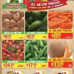 Frutas y verduras Bodega Aurrera del 12 al 18 de mayo 2017 OFFDE