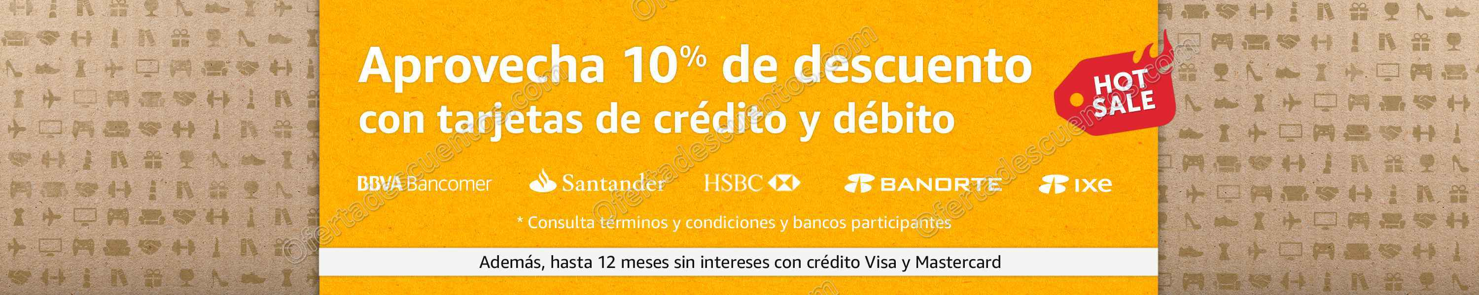 Promociones Hot Sale Amazon 2017