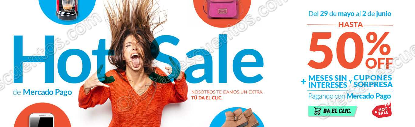 Promociones Hot Sale 2017 Mercado Pago