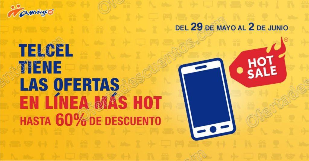 Promociones Hot Sale Telcel 2017