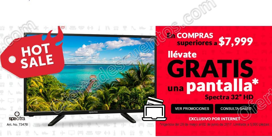 Promociones Hot Sale 2017 Office Depot