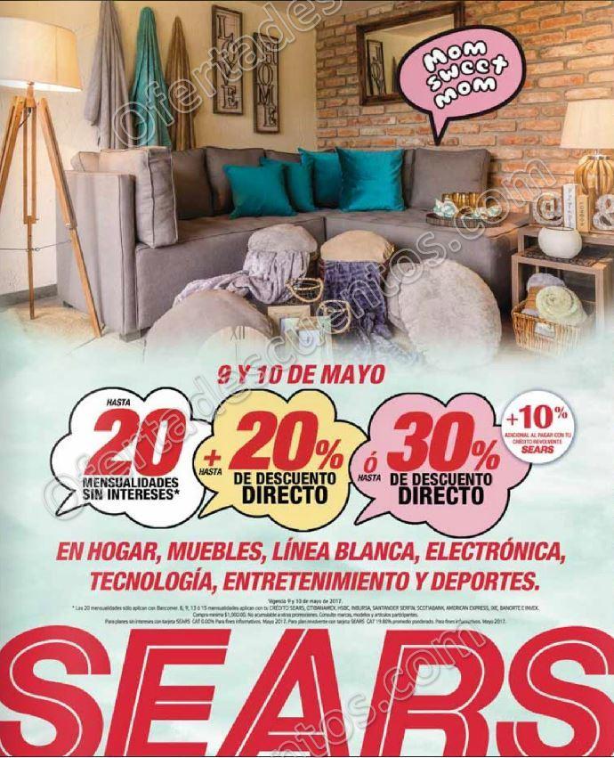 Sears: Hasta 30% de descuento en Hogar, Muebles, Línea Blanca y más ...