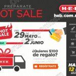 Promociones Hot Sale 2017 en heb OFFDE 2017