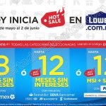 Promociones hot sale 2017 en lowes OFFDE