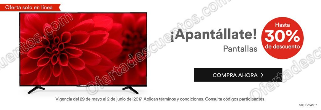 Promociones Hot Sale Coppel 2017