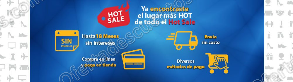 Promociones Hot Sale Walmart 2017