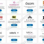 Promociones paypal y varias tiendas OFFDE
