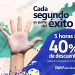 Promociones tar aerolineas viernes 19 de mayo OFFDE