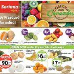 frutas y verduras soriana 23 mayo OFFDE