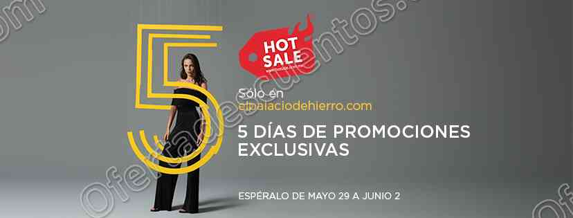 Hot Sale Palacio de Hierro 2017