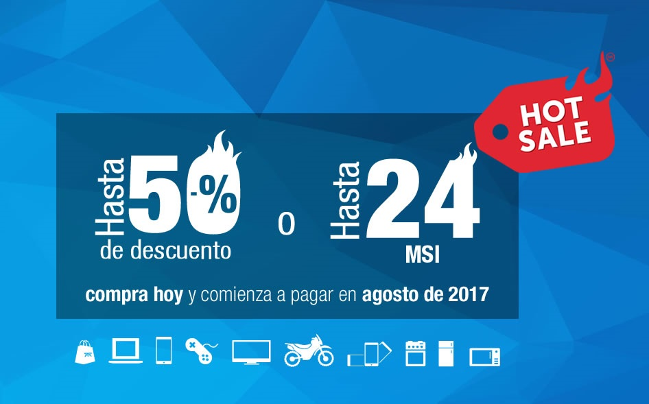 Promociones Hot Sale Telmex 2017